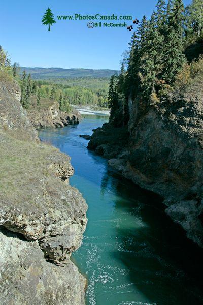 Moricetown, Bulkley River, Salmon Fishing, British Columbia, Canada CM11-003