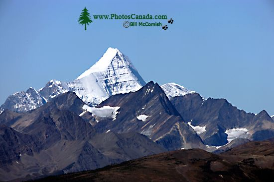 Mount Robson, British Columbia CM11-001
