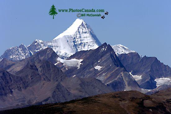 Mount Robson, British Columbia CM11-003