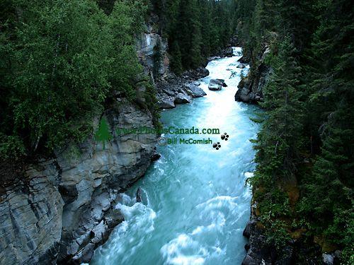 Fraser River, Mount Robson Park, British Columbia, Canada CM11-07