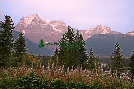 Mount Robson, Mount Robson Park, British Columbia, Canada CM11-06