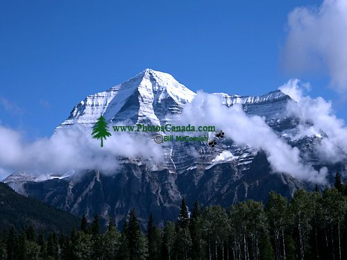 Mount Robson, Mount Robson Park, British Columbia, Canada CM11-04