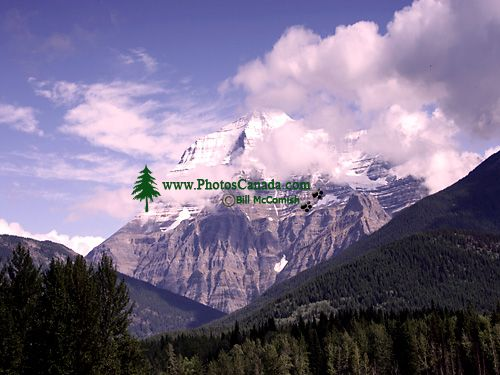 Mount Robson, Mount Robson Park, British Columbia, Canada CM11-03