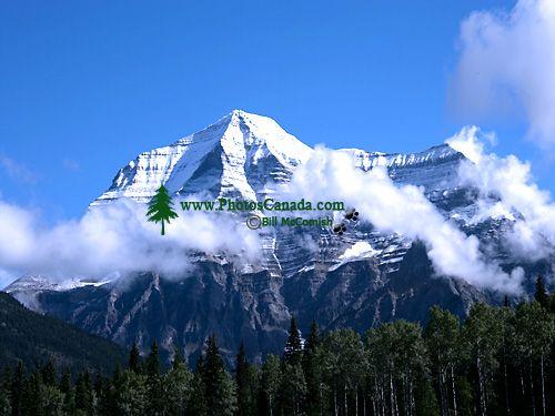 Mount Robson, Mount Robson Park, British Columbia, Canada CM11-02