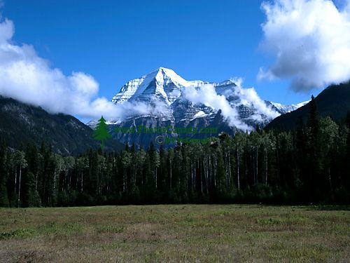 Mount Robson, Mount Robson Park, British Columbia, Canada CM11-01