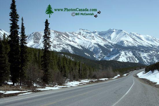 Alaska Highway, Muncho Lake Provincial Park, Northern British Columbia CM11-06