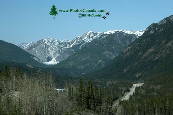 Muncho Lake Provincial Park, Northern British Columbia CM11-01