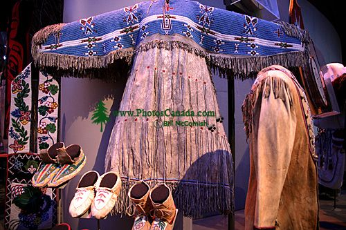 Museum of Civilization Photos, First Peoples of Canada, Ottawa, Ontario, Canada (Photo Not For Sale) CM11-20