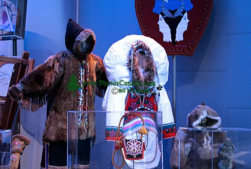 Museum of Civilization Photos, First Peoples of Canada, Ottawa, Ontario, Canada (Photo Not For Sale) CM11-21