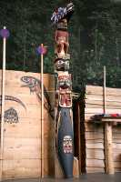 Museum of Civilization Photos, Peoples of the Northwest Coast, Ottawa, Ontario, Canada (Photo Not For Sale) CM11-42