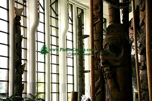 Museum of Civilization, Peoples of the Northwest Coast, Ottawa, Ontario, Canada (Photo Not For Sale) CM11-05