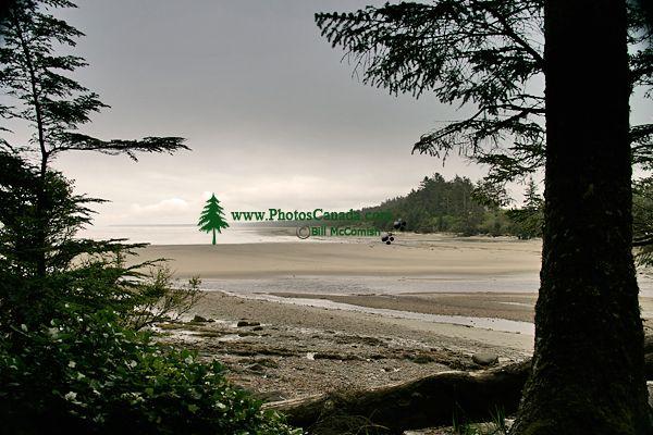 Naikoon Park, North Beach, Queen Charlotte Islands, Haida Gwaii, British Columbia, Canada CM11-02