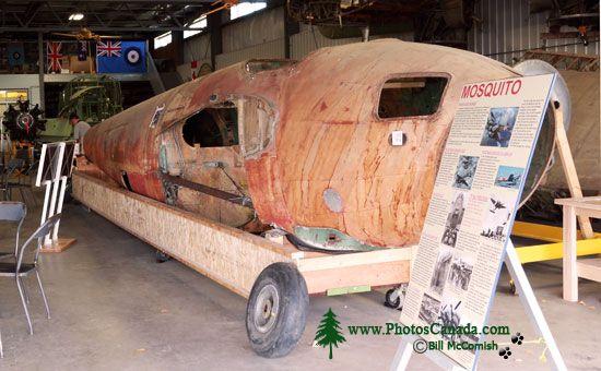 Bomber Command Museum of Canada, Nanton, Alberta, Canada CMX-007