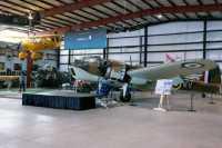 Bomber Command Museum of Canada, Nanton, Alberta, Canada CMX-009
