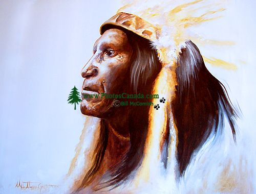 Warrior Painting 23