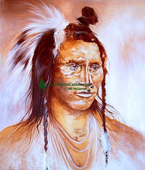 Warrior Painting 24