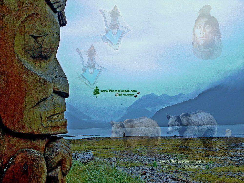 First Nation Spirits, Northwest British Columbia, Canada 25