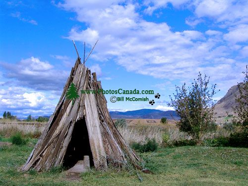 Secwepemc Heritage Park, Kamloops, British Columbia, Canada 20