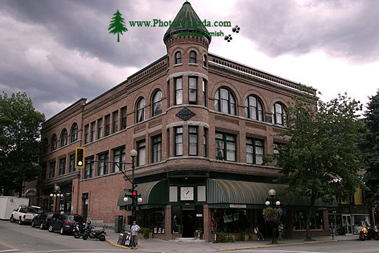 Nelson, West Kootenays, British Columbia, Canada CM11-004