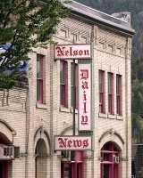 Nelson, West Kootenays, British Columbia, Canada CM11-012