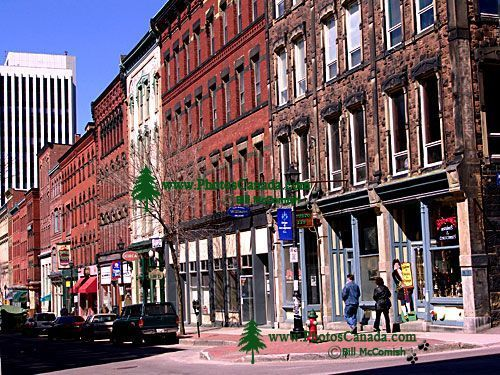 Prince William Street, Saint John, New Brunswick, Canada  12