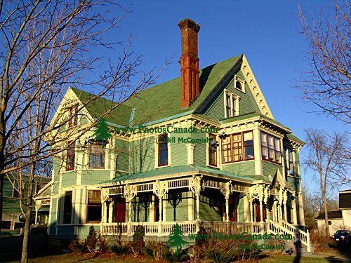 Historic Fredericton Home, New Brunswick, Canada  04