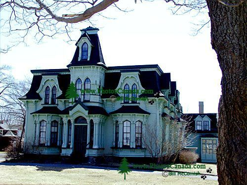 Saint John Historic Home, New Brunswick, Canada  09