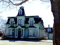 Saint John Historic Home, New Brunswick, Canada  09