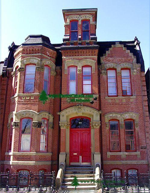 Saint John Historic Home, New Brunswick, Canada  10