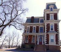 Saint John Historic Home, New Brunswick, Canada  11