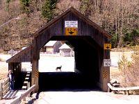 St Martins, Covered Bridge, New Brunswick, Canada  16