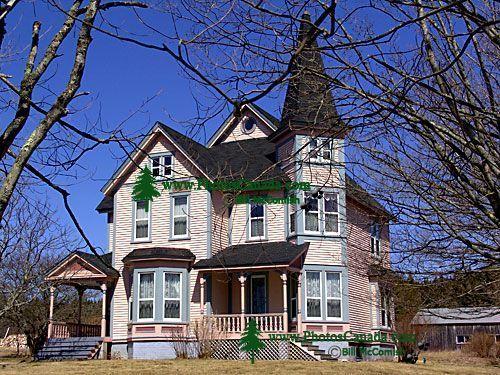 St Martins Historic Home, New Brunswick, Canada 17