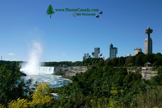 Niagara Falls, Ontario, Canada CM-1202