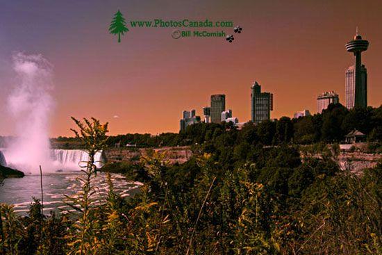 Niagara Falls, Ontario, Canada CM-1204
