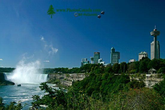 Niagara Falls, Ontario, Canada CM-1206