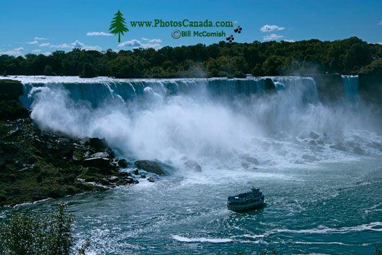 Niagara Falls, Ontario, Canada CM-1208