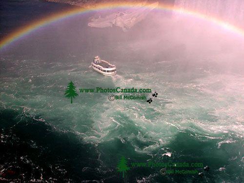 Rainbow over Horseshoe Falls, Ontario, Canada   07