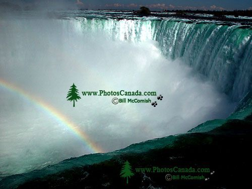 Rainbow over Horseshoe Falls, Ontario, Canada   05