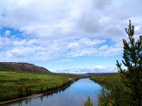 Alaska Highway route,  British Columbia, Canada 21