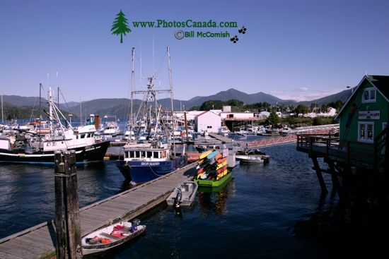 Prince Rupert, Cow Bay, British Columbia, Canada, CM11-001