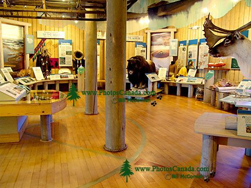 Inuvik Visitor Centre, Northwest Territories, Canada 04 (Image not for sale)