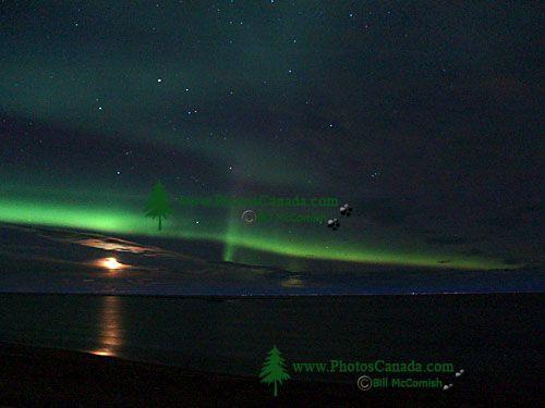 a description of aurora borealis
