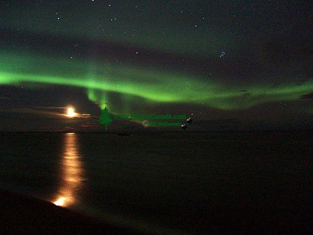 Aurora Borealis, Great Slave Lake, Northwest Territories, Canada 22