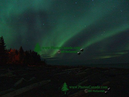 Aurora Borealis, Great Slave Lake, Northwest Territories, Canada 21