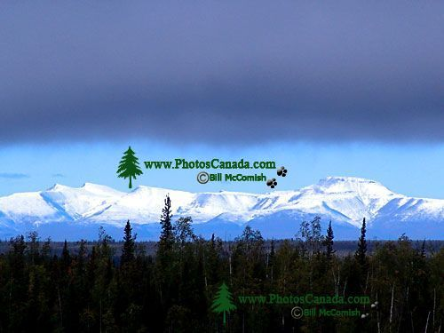 Richardson Mountains, Fort McPherson, Northwest Territories, Canada 03