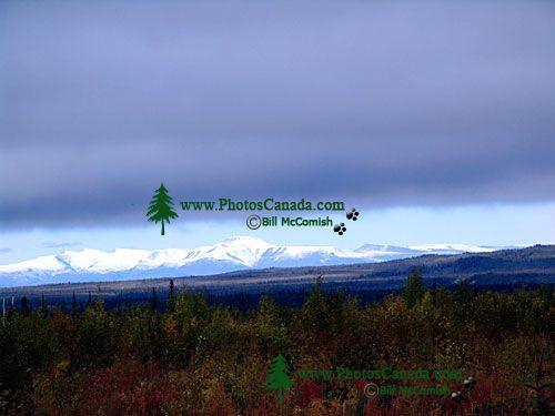 Richardson Mountains, Fort McPherson, Northwest Territories, Canada 02