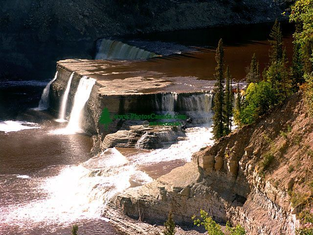 Louise Falls, Northwest Territories, Canada 30