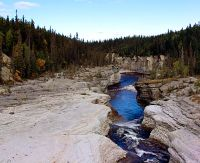 Sambaa deh Falls, Northwest Territories, Canada 29