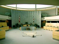 Northwest Territories Legislative Assembly, Yellowknife, Northwest Territories, Canada 11 (Image not for sale)