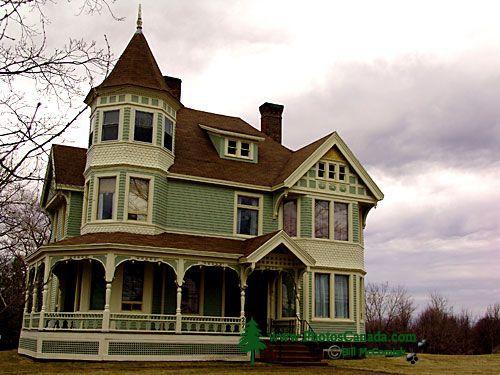 Amherst Historic Home, Nova Scotia, Canada 07